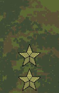 Генерал лейтенант-полевая форма