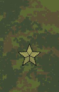 Генерал майор-полевая форма