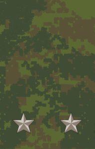 Лейтенант-полевая форма