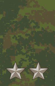 Подполковник-полевая форма