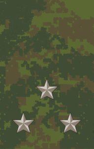 Старший лейтенант-полевая форма