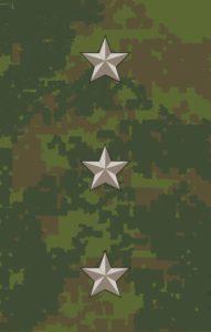 Старший прапорщик-полевая форма