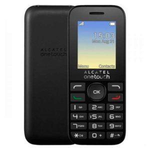 Список разрешенных телефонов в армии - Alcatel OneTouch 1020D