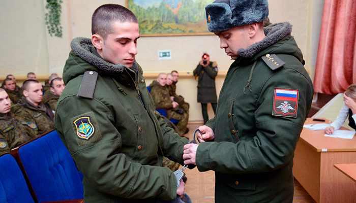 Дисциплинарные взыскания, применяемые к военнослужащим