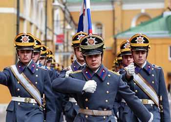 Кого берут в Президентский полк и критерии отбора призывников