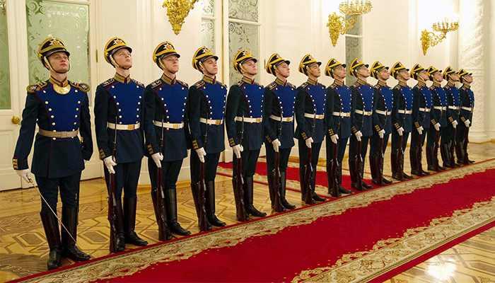 Президентский полк - требования к призывникам 2019 года