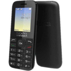 Список разрешенных телефонов в армии - Alcatel OneTouch 1016D