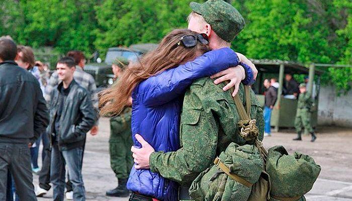 Отпуск в армии для срочников