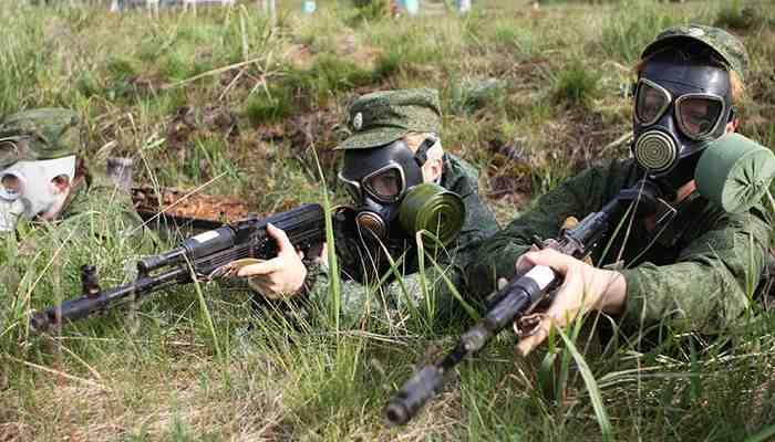Подготовка граждан к военной службе