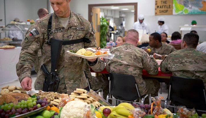 Как корят в армии США