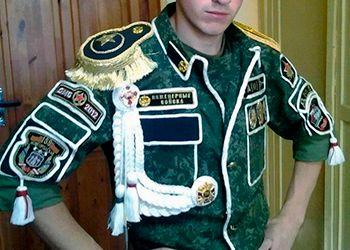 Неуставные армейские звания по сроку службы