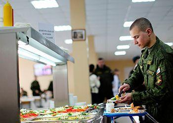 Сколько раз кормят в армии - что едят и пьют военнослужащие