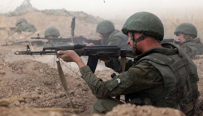 Служба в Сирии по контракту