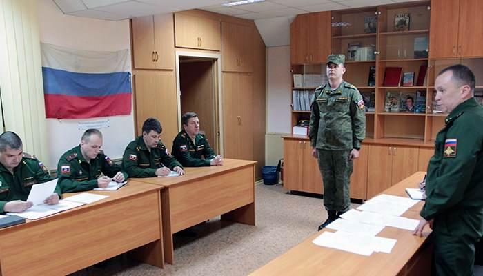 Аттестация военнослужащих по контракту - основания для проведения