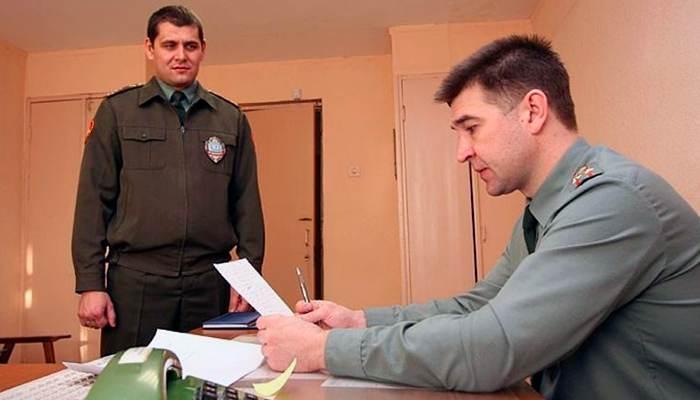 Характеристика из армии - образец, на что влияет и как получить