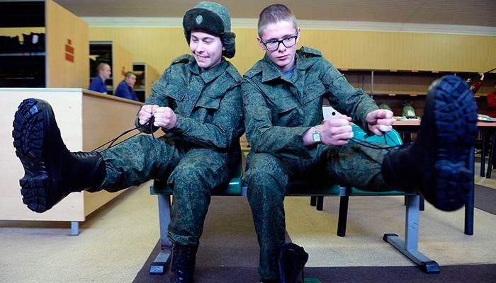 С каким зрением не берут в армию в России в 2019 году