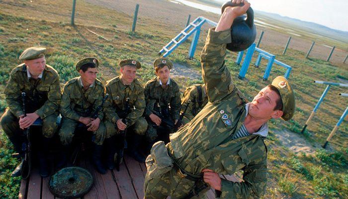 Спортрота в армии - что это и как попасть в спортивную роту