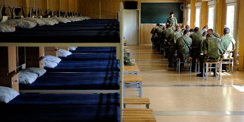Внутренний порядок, размещение и быт военнослужащих