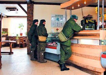 Почему в армии магазин называется чипок