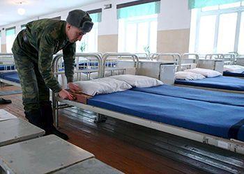 Уставная заправка кровати в армии