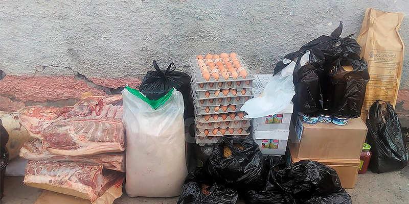 Продовольственное обеспечение военнослужащих в армии